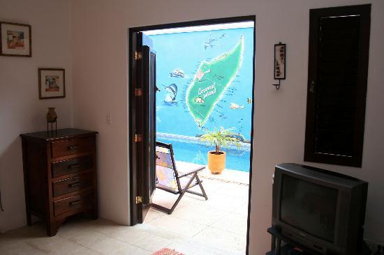Casita de Maya: View from Room