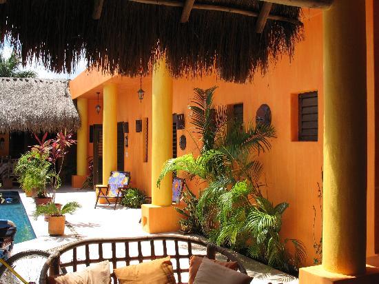 Casita de Maya: View of Rooms