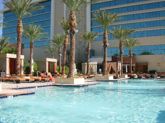 Aliante Casino + Hotel + Spa: View from pool