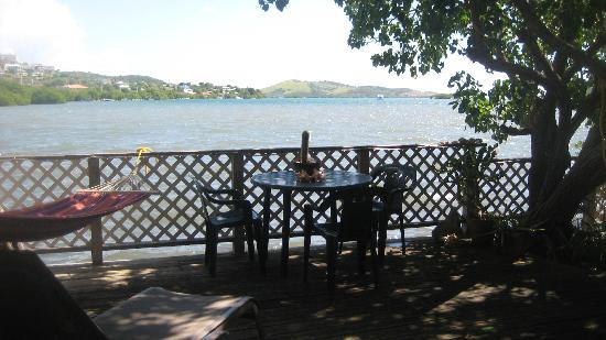 Naniqui Guest House & Rentals: View of the bay