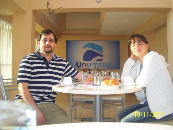 Hotel Unumizu Cusco: desayuno