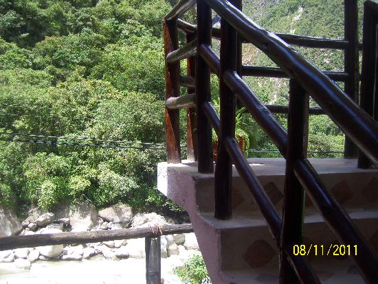 Hotel Unumizu Cusco: habitacion rio atras espectacular