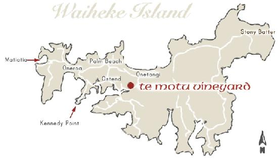 The Shed Te Motu : In the heart of Waiheke Island
