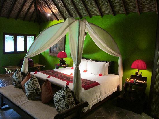 Hotel Tugu Lombok : Aloon Aloon garden villa #202