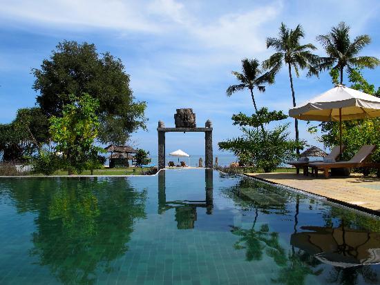 Hotel Tugu Lombok : pool
