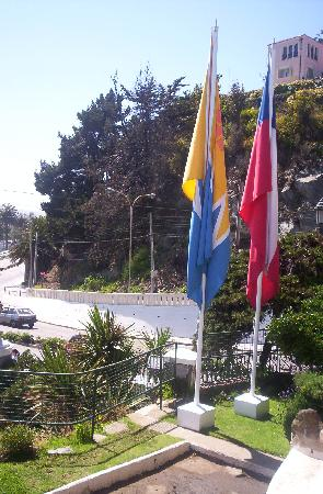 Hotel Andalue : Vistas maravillosas