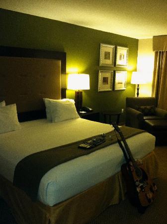 Holiday Inn Express Hotel & Suites Jacksonville - Mayport / Beach: sleep area