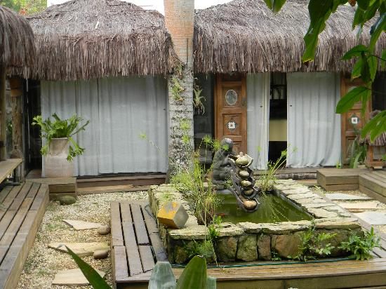 Aquabarra Boutique Hotel & Spa: sauna
