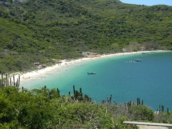 Arraial do Cabo, RJ : Praia do Forno