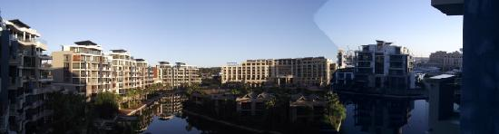 African Elite Properties: Panoramic view from Balcony