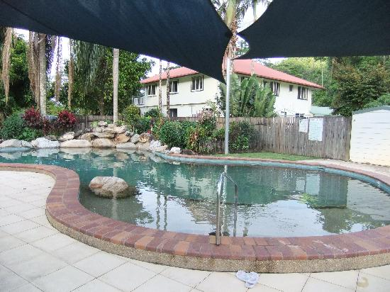 BIG4 Cairns Crystal Cascades Holiday Park : a lovely pool