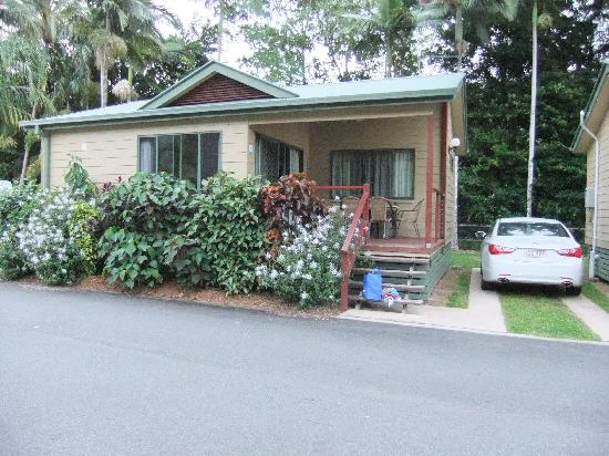 BIG4 Cairns Crystal Cascades Holiday Park : a lovely villa