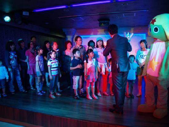 Risabu Cruise: 어린이들을 위한 이벤트!