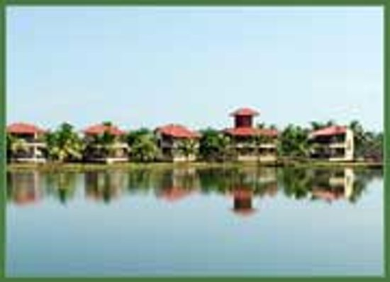 Kottayam, Indien: LAGOON VIEW