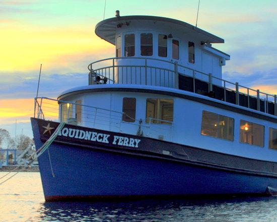 Newport's Aquidneck Ferry