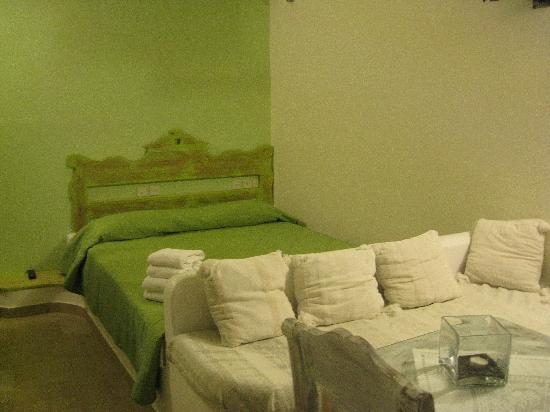 Kima Villa: Bed