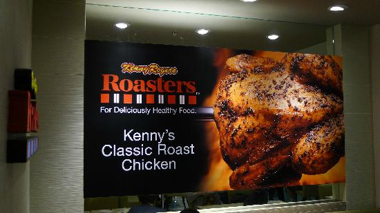 Kenny Rogers Roaster Sign Picture Of Kenny Rogers Roasters Luzon Tripadvisor