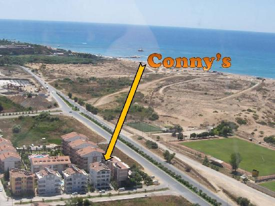 ‪‪Conny's Hotel‬: On walking distance from the Beach‬