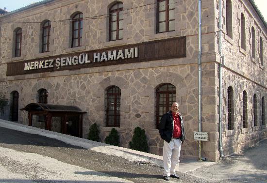 Sengul Hamam: Exterior of the Hammam