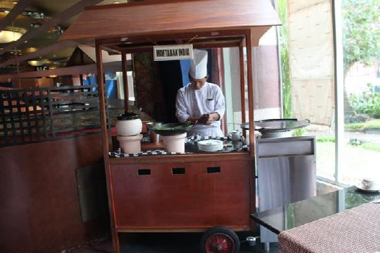Allium Batam Hotel: Martabak