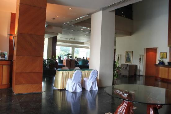 Allium Batam Hotel: Lobby