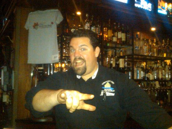 Downtown Joe's : John the Awesome Bartender!!!