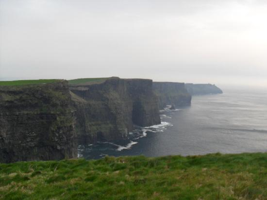 Rainbow Hostel: Cliffs of Moher