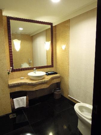 Sunny Bay Hotspring Resort: bathroom (Sunny Bay Xuwen)