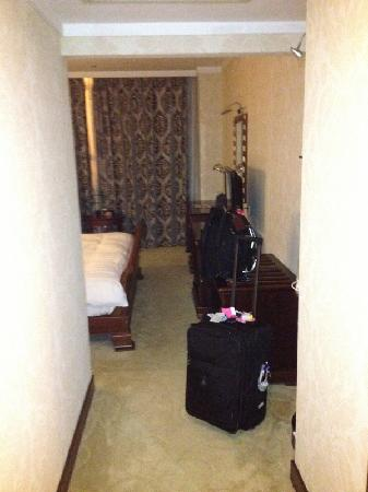 Youngor Central Hotel: room