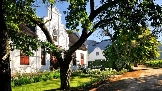 Vrede en Lust Estate: The Manor House