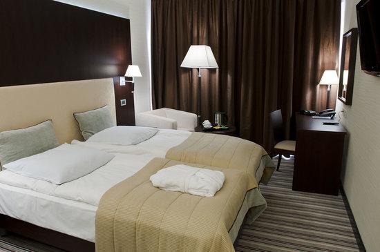 Dnister Hotel: Premier room