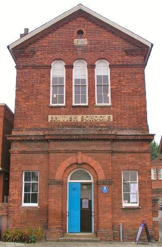 The 1857 Girls & Infants School