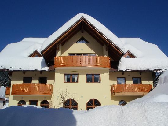 Apartments & Rooms TEMPFER Ratece - Planica Kranjska Gora
