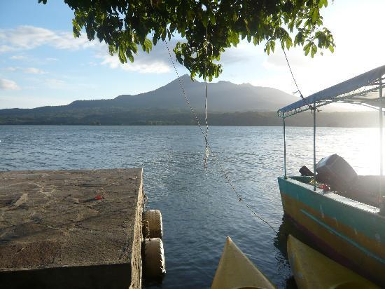 Isletas El Roble: vue sur le monbacho