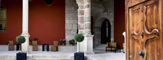 Villafranca Montes de Oca, Spanyol: Entrada principal