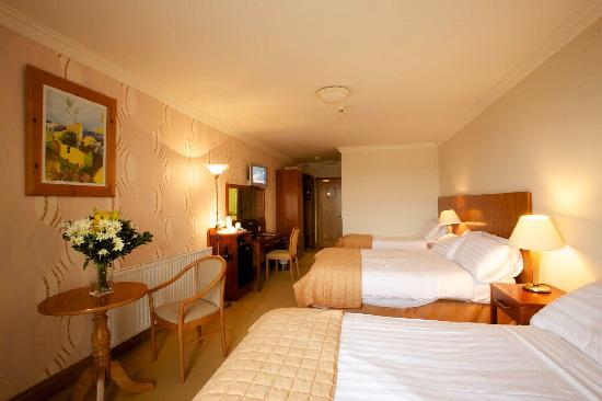 Family Rooms at the Broadhaven Bay Hotel