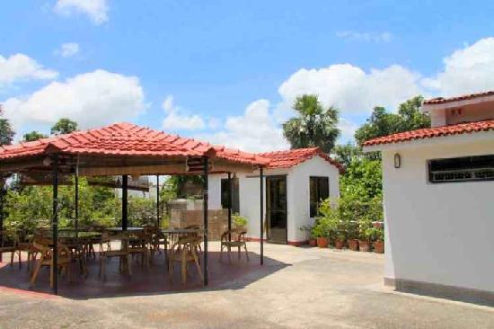 "Mitali Homestays: Rooftop dining ""Jonaki"""