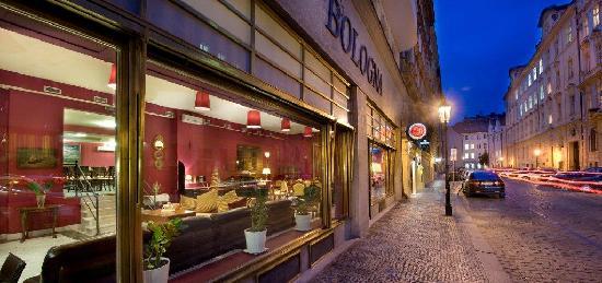 Residence Bologna: entrance