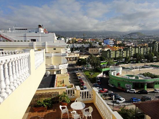 Hotel Marte: Blick vom Dach