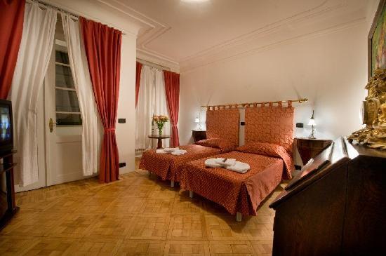Residence Bologna: room