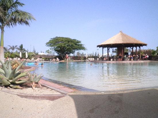 Lopesan Baobab Resort : Zona de piscinas