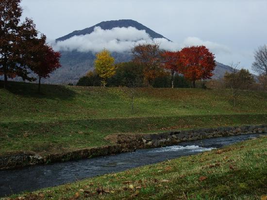 Makkarigawa Kasenkoen : 羊蹄山