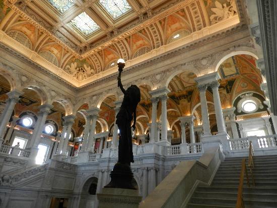 Biblioteca del Congreso: Library of Congress - 1