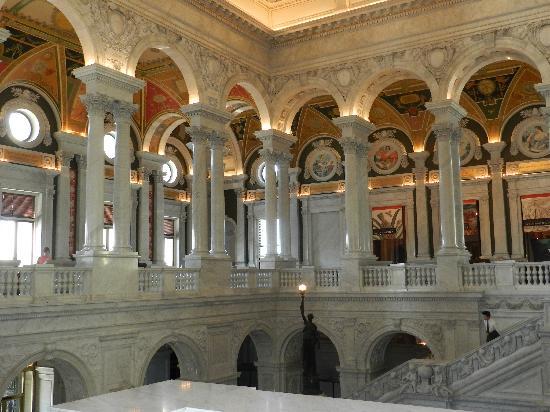 Biblioteca del Congreso: Library of Congress - 2