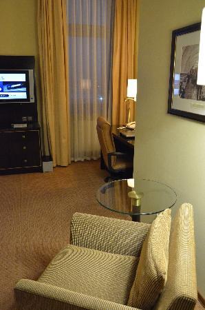 Hilton Moscow Leningradskaya: Room