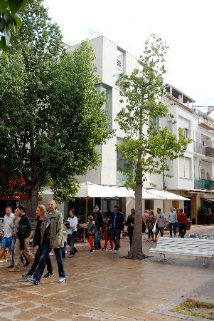 Alenti Sitges Hotel & Restaurant: Hotel