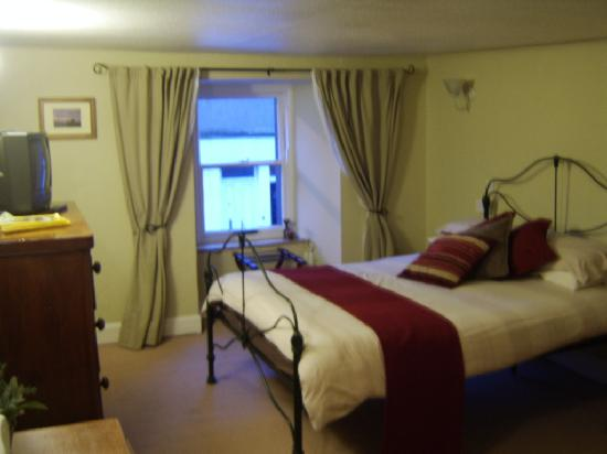 Red Lion Inn: one of our family rooms