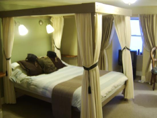 Red Lion Inn: one of our doubles