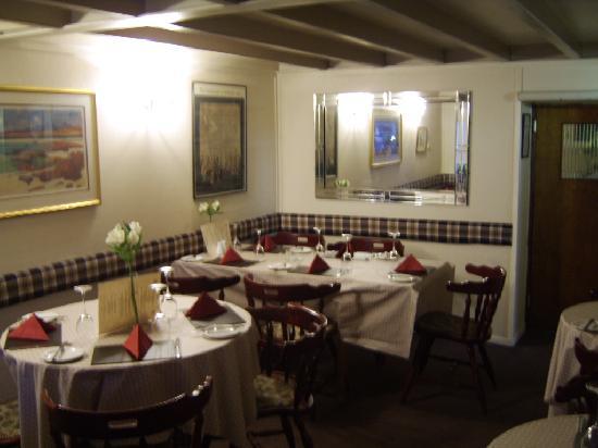 Red Lion Inn: our breakfast room