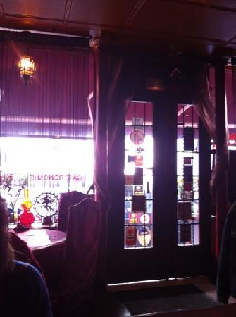 Katmandou Cafe: indian restaurant